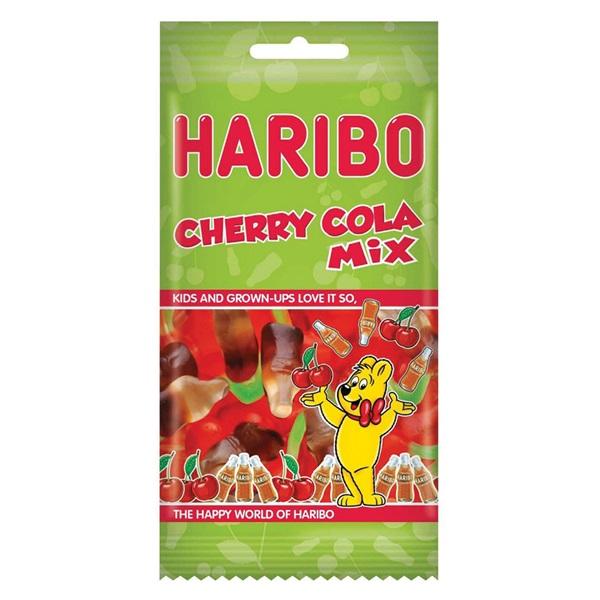 Haribo Cherry Coke Mix  voorkant