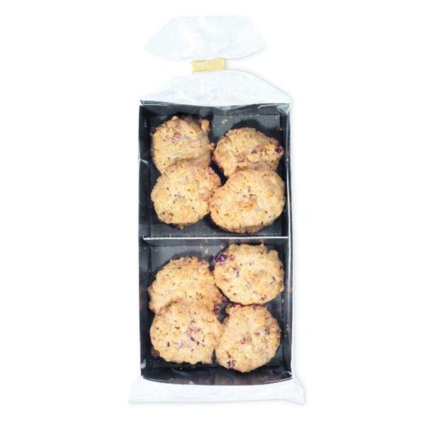 Spar Roomboter haver-cranberry koek voorkant
