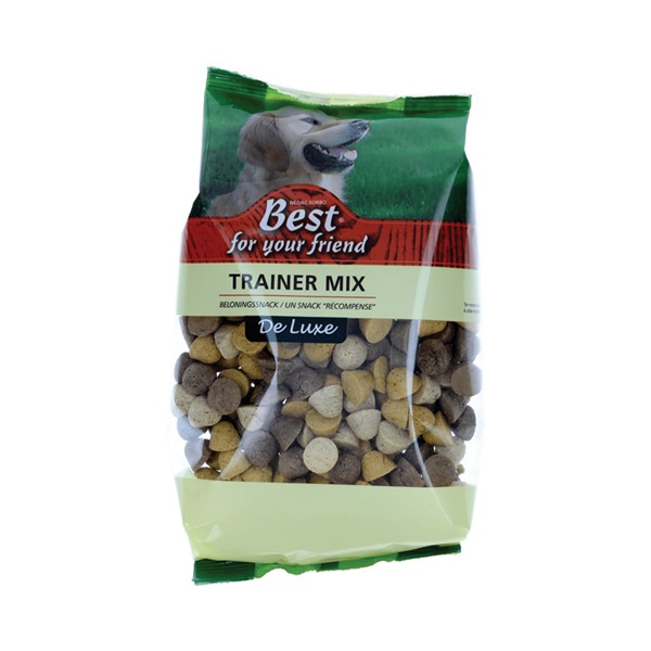 Best for your Friend Hondensnack Trainer mix voorkant