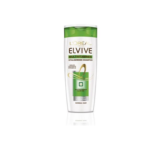 Elvive Shampoo Multivitamine voorkant