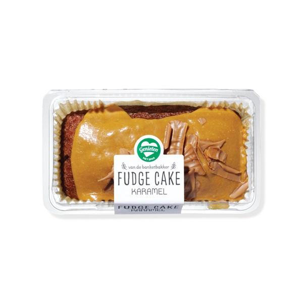Spar Fudge Cake Caramel voorkant