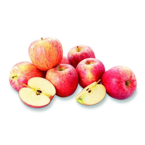 gala appels voorkant