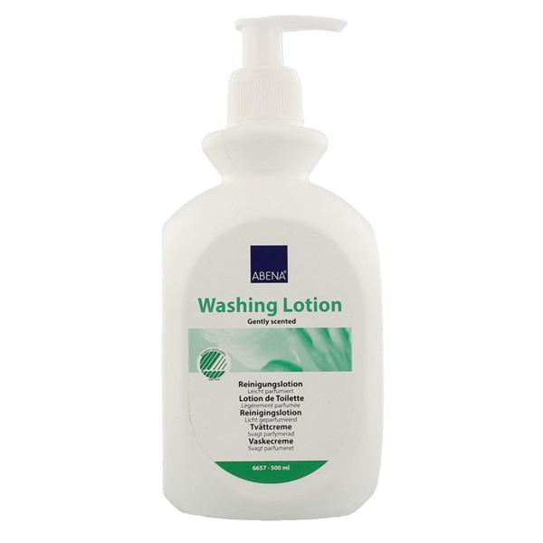Waslotion 500 ml voorkant