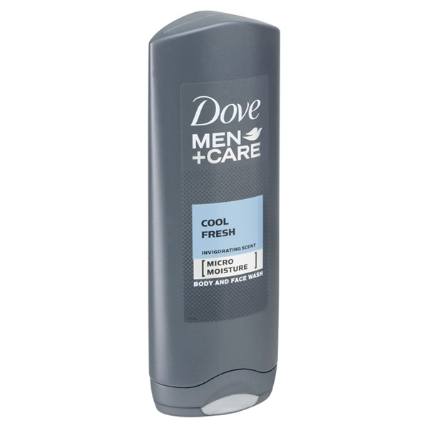 Dove Men + Care Douche Cool Fresh achterkant