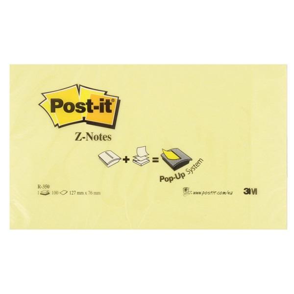 Post-it 127 x 76mm voorkant