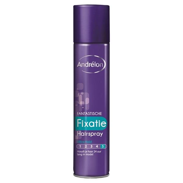 Andrélon Hairspray Fantastische Fixatie voorkant