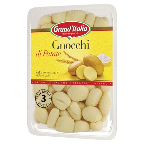 Grand'Italia Gnocchi Di Patatta achterkant