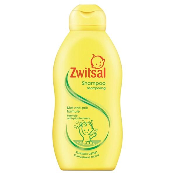Zwitsal Babyshampoo Extra mild voorkant