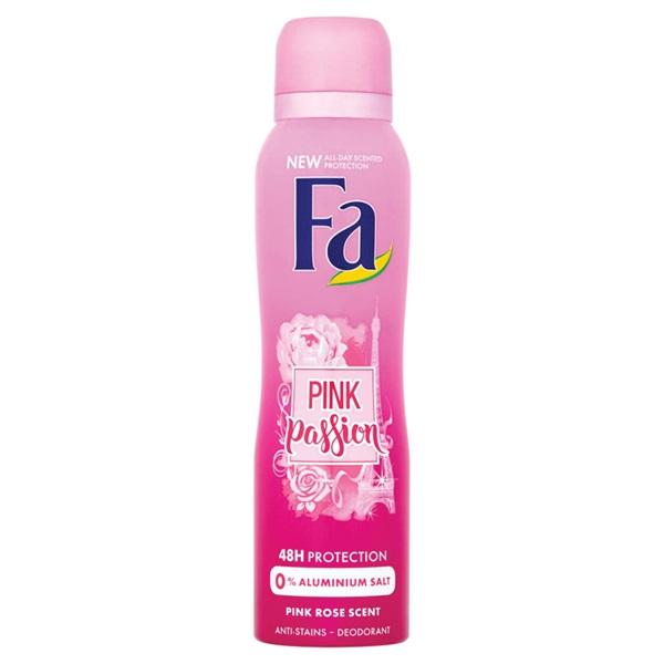 Fa Deodorant spray Pink Passion voorkant