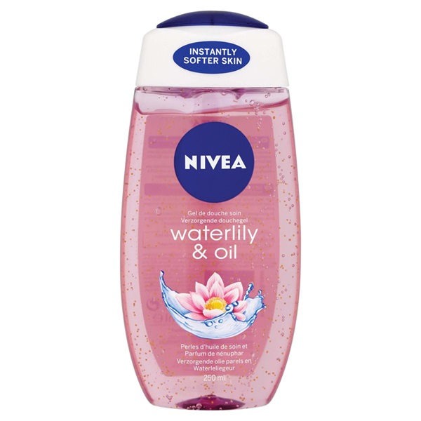 Nivea Douche Water lily voorkant