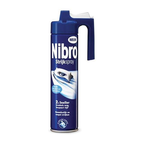 Nibro Strijkwater Spray voorkant