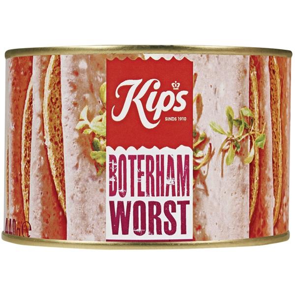 Kips Boterhamworst voorkant