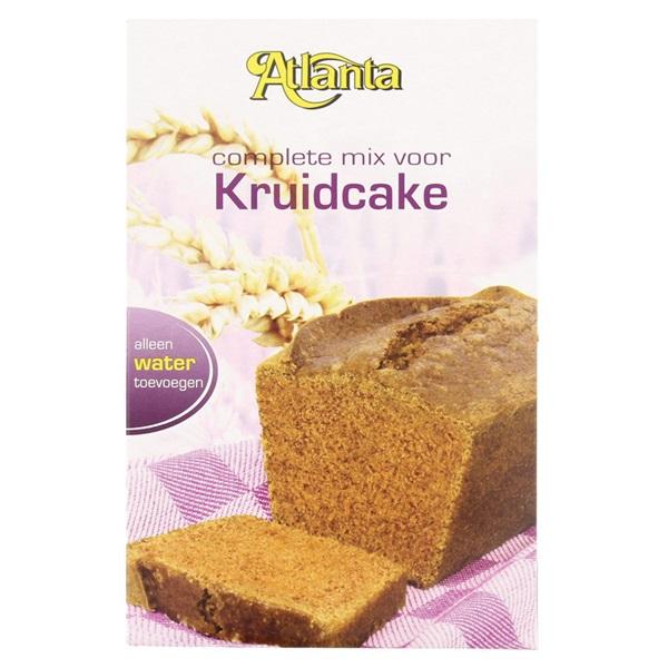 Atalanta Bakmix Kruidcake voorkant