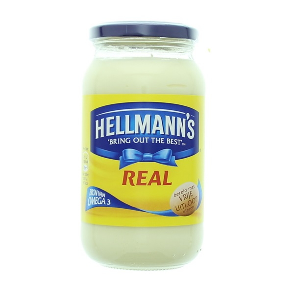 Hellmann'S Mayonaise Real voorkant