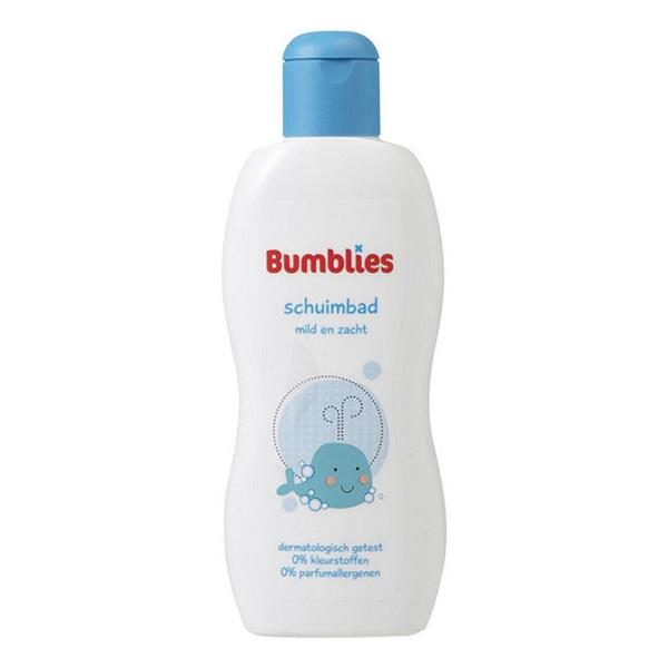 Bumblies BadSchuim Baby voorkant