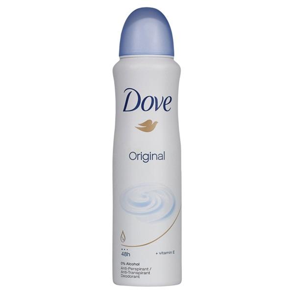 Dove deodorant original voorkant