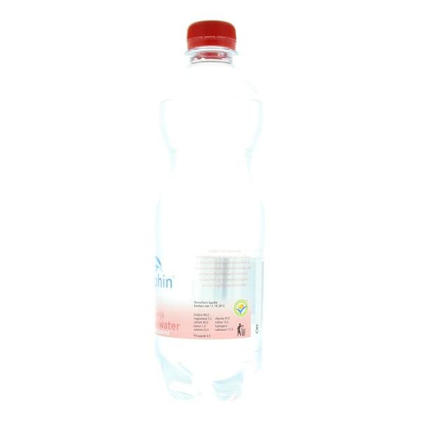 Dalphin Mineraalwater Met Koolzuur achterkant