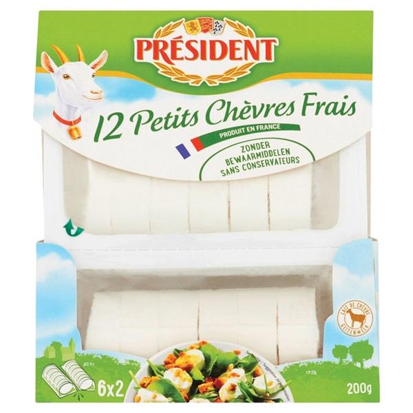 President Petits chêvres doux 45+ voorkant