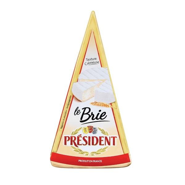 President brie 60+ voorkant