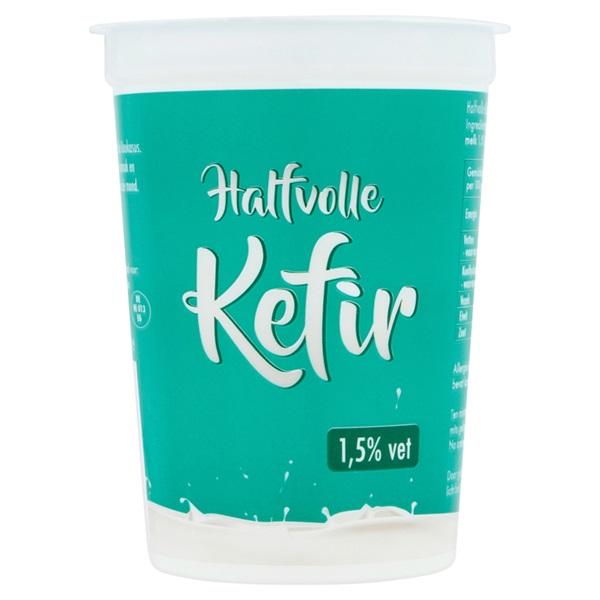 kefir drink naturel voorkant