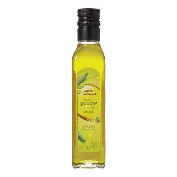 Gwoon olijfolie traditioneel voorkant