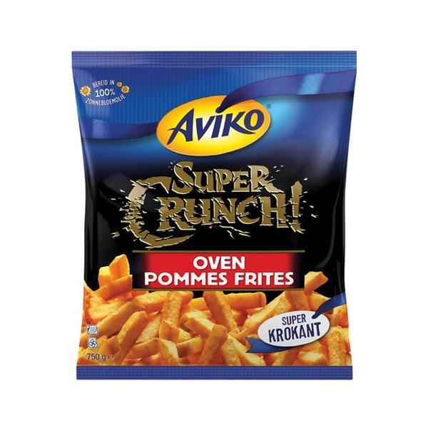 Aviko SuperCrunch ovenfrites voorkant