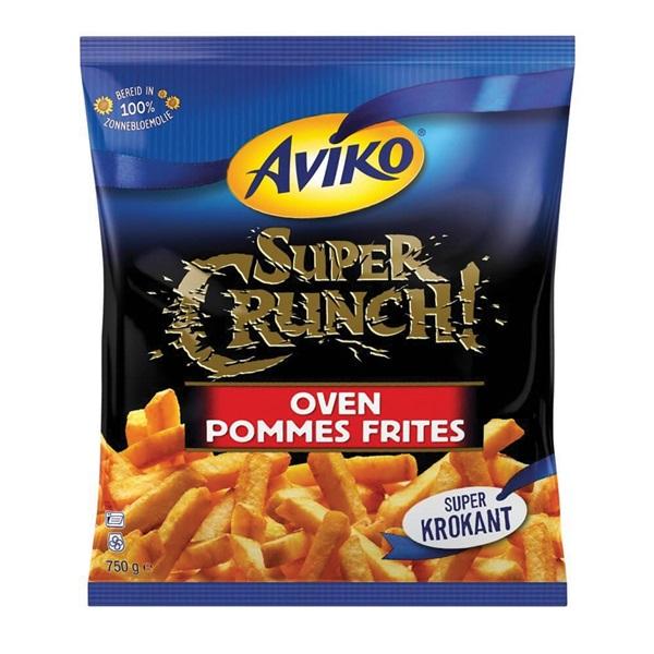 Aviko SuperCrunch ovenfrites achterkant