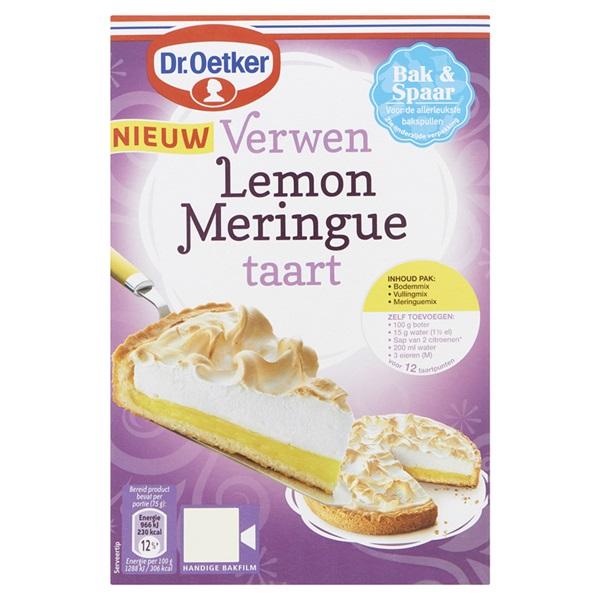 taart mix SPAR | Dr. Oetker taartmix Verwen Lemon Meringue   je vindt het  taart mix