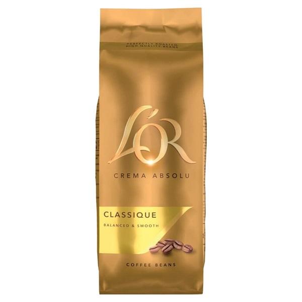 Douwe Egberts koffiebonen crema voorkant