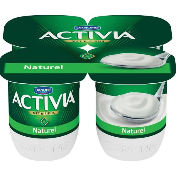 Activia Yoghurt Naturel voorkant