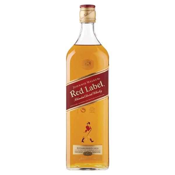 Johnnie Walker whisky voorkant