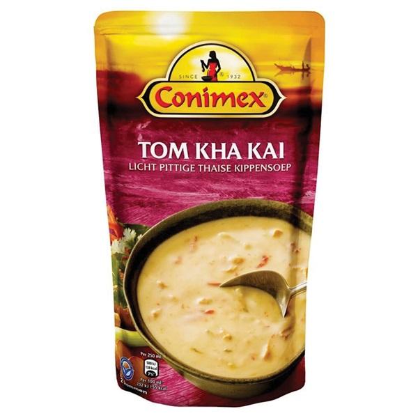 Conimex soep Tom Kha Kai voorkant