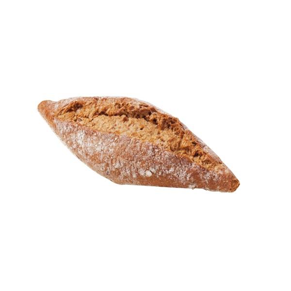 Croustif ruitbroodje meergranen voorkant