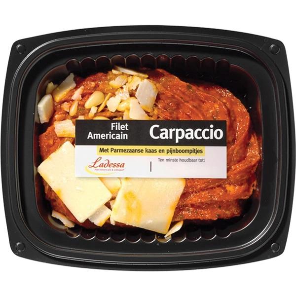 Ladessa vleeswaren filet carpaccio voorkant