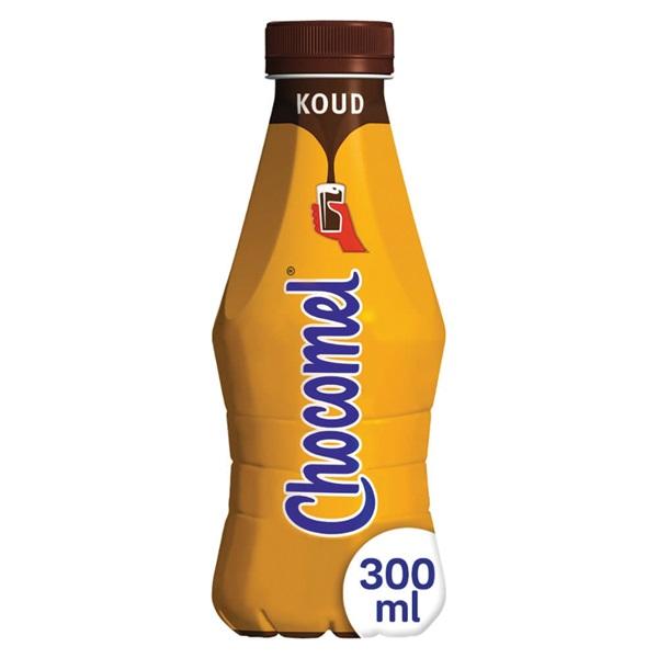 Chocomel chocomel gekoeld voorkant