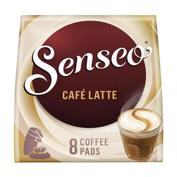 Douwe Egberts Senseo Koffie Caffe Latte voorkant
