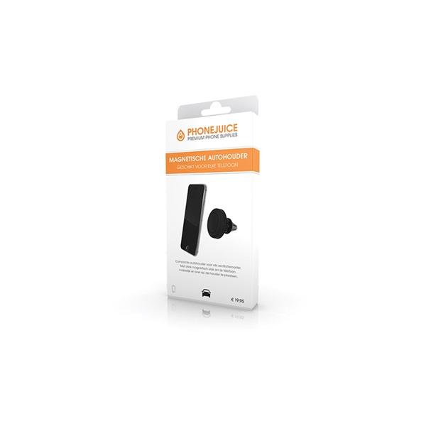 Phonejuice autohouder magnetisch voorkant