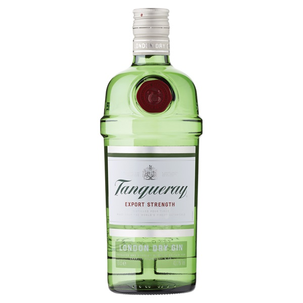 Tanqueray Gin voorkant