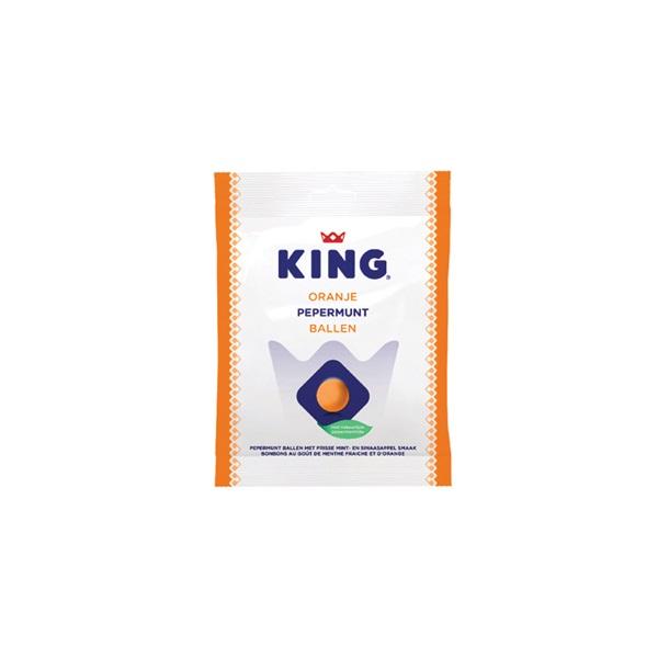 King pepermunt voorkant