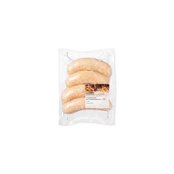 Food Imp BBQ worst naturel 360 gram voorkant