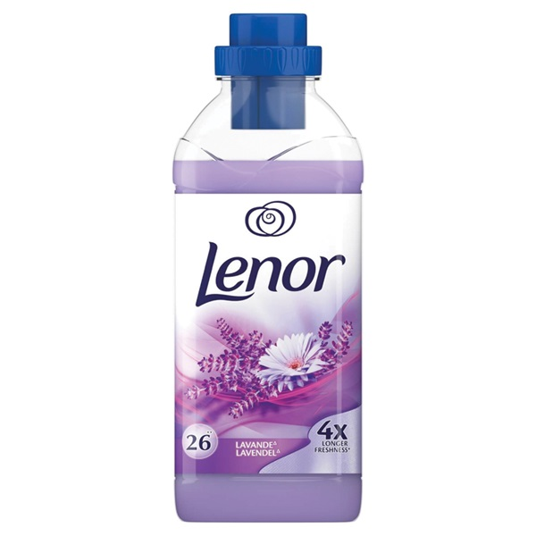Lenor wasverzachter lavendel voorkant