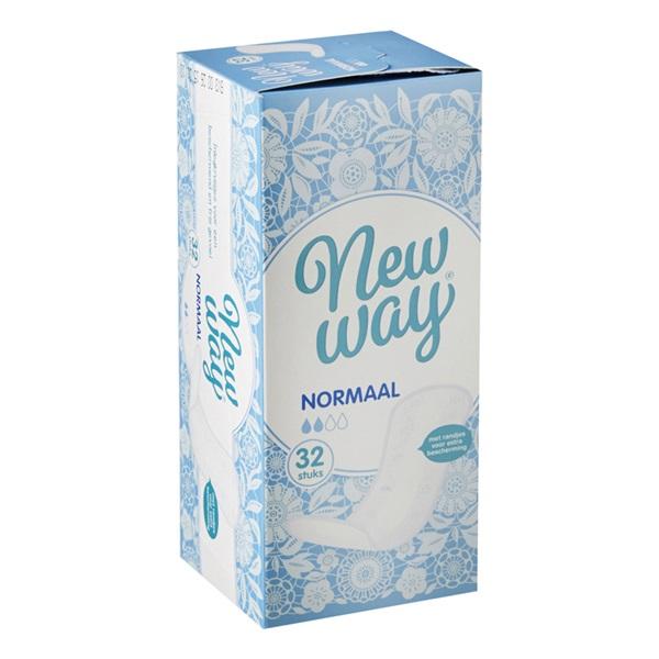 Newway inlegkruisjes normaal achterkant