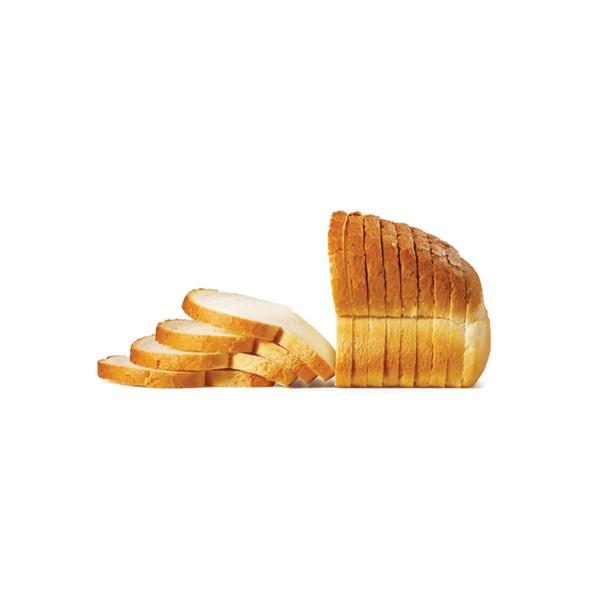 Ambachtelijke Bakker boeren wit brood half voorkant