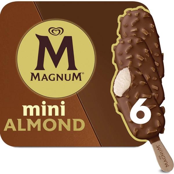Ola Magnum mini almond voorkant