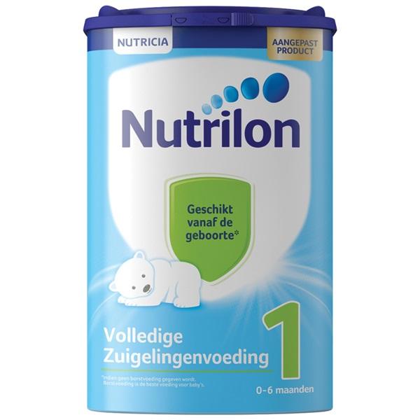 Nutrilon flesvoeding  standaard 1 voorkant
