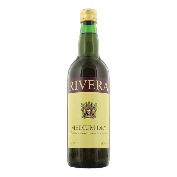 Rivera Sherry Medium Dry voorkant