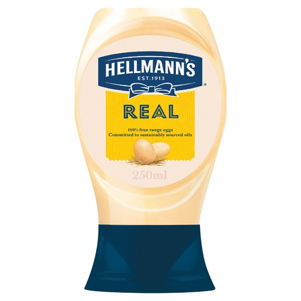 Hellmann'S mayonaise voorkant