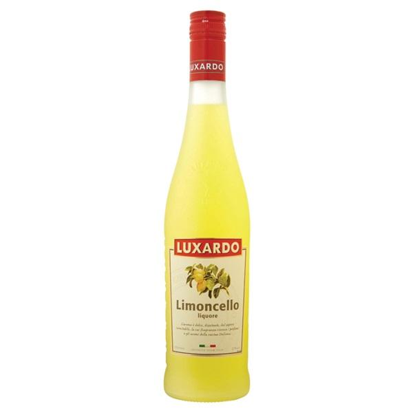 Luxardo limoncello voorkant