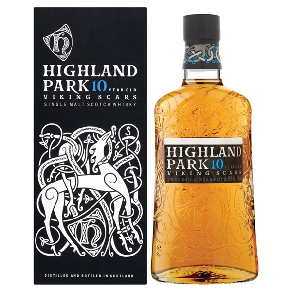 Highland Park 12 years viking honour voorkant