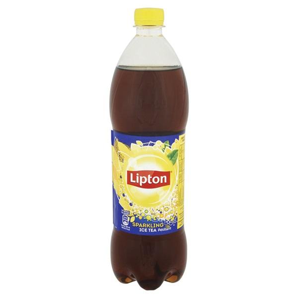Lipton Ice Tea Ice Tea Sparkling voorkant